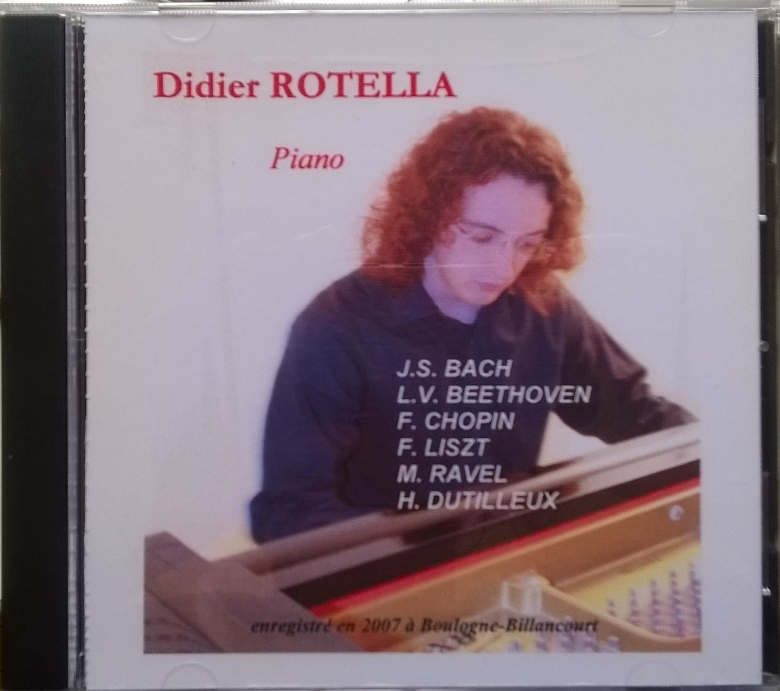 didier rotella Piano